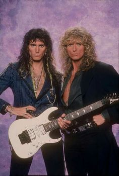 Every Day With Classic Rock & Heavy Metal & More. 80s Hair Metal, Hair Metal Bands, 80s Hair Bands, 80s Rock Bands, Rock And Roll Bands, Rock N Roll Music, Whitesnake Band, 80s Rock Fashion, David Coverdale