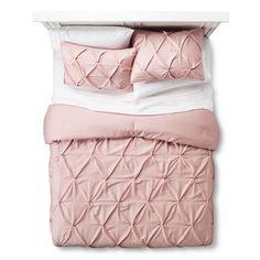 Pinched Pleat Comforter Set - Threshold™ : Target