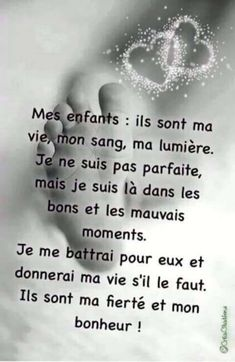 Best Quotes, Love Quotes, Good Quotes For Instagram, Love My Kids, French Quotes, Cool Words, Life Lessons, Affirmations, Motivational Quotes