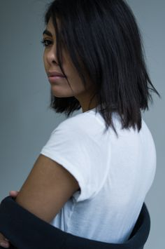Hairtalk - how to cut your longbob yourself