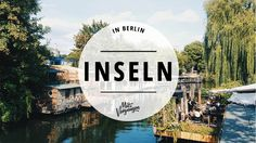 Berlin is not on the sea, but still there are some islands. We introduce you to 11 beautiful islands Cities In Germany, Berlin Germany, Germany Travel, Berlin City, Berlin Berlin, Berlin Travel, Journey, World Cities, Work Travel
