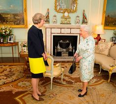 Le Dame confirme a Theresa May come premiera ministra