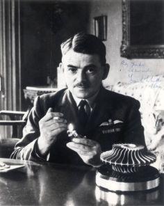 Sir Frank Whittle, pioneer of the jet engine. One of the few in history whose work affected & changed the entire world.