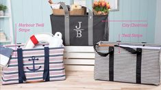 Thirty-One Gifts – Exclusive! Get the Large Utility Tote Ltd for $20 when you spend $35! #ThirtyOneGifts #ThirtyOne #Monogramming #Organization #May2018Special #LargeUtilityTote #LargeUtilityToteLTD #DoubleChillThermalSet