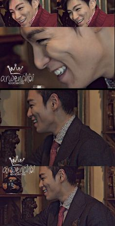 Tabi with smiles and dimples..... he's killer, my heart skipped a beat or 2
