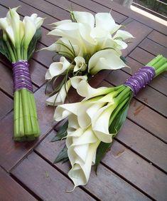 Calla Lily Bouquet, Diy Bouquet, Silk Wedding Bouquets, Flower Bouquet Wedding, Fake Flowers, Diy Flowers, Elegant Wedding, Wedding Reception, Wedding Ideas