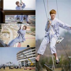 BTOB's Sungjae | 'School 2015'