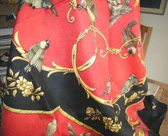 Hermes scarf - birds