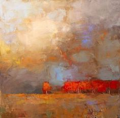 Alexander Zavarin 1954   Belarusian Landscape painter                                                                                                                                                                                 Plus