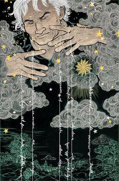 The Unwritten no. 16, Yuko Shimizu. Comic Book