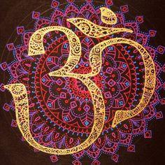 Mantra Meditation – Joy Thru Yoga Buddha, Yoga Inspiration, Hamsa, Yoga Kunst, Yoga Studio Design, Religion, Psy Art, Om Symbol, Yoga Art