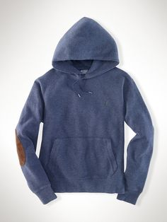 Ralph Lauren - French-Rib Fleece Hoodie - Sweatshirts