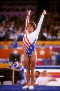 Mary Lou Retton-84 Olympics
