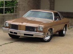 1975 Oldsmobile Cutlass  A very special  memory and a very special car.