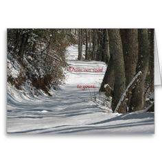 Greeting Card - Christmas -