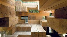 Final wooden house - Sou Fujimoto
