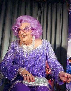 Dame Edna    Love her!!!
