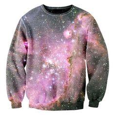 Galaxy sweatshirt. Galaxia buzo/sweart