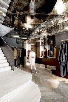 Damir Doma, Paris designed by March Studio