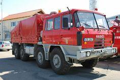 TATRA T815 VT 26 265 8x8.1 R Dump Trucks, Cool Trucks, Fire Trucks, Fire Equipment, Heavy Equipment, Offroad, Fire Engine, Motor Car, Cars And Motorcycles