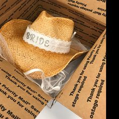0f050f0223d52 Cowgirl Hat Veil - Country Bride - Future Mrs. Veil - Wedding Veil ...