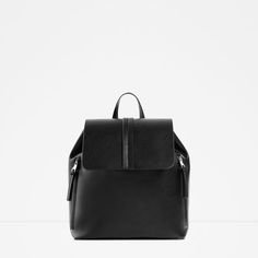 Image 2 of DETAILED BACKPACK from Zara