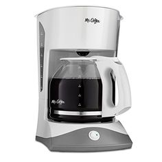Special Offers - Mr. Coffee SK12 12-Cup Manual Coffeemaker White - In stock & Free Shipping. You can save more money! Check It (May 21 2016 at 05:20AM) >> http://standmixerusa.net/mr-coffee-sk12-12-cup-manual-coffeemaker-white/
