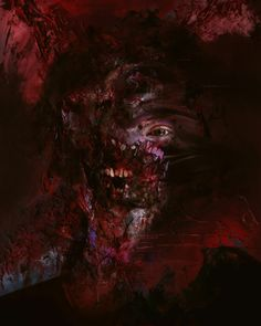 by Kim Jakobsson Arte Horror, Horror Art, Creepy Monster, Arte Obscura, Creepy Art, Dark Photography, Metal Artwork, Human Art, Renaissance Art