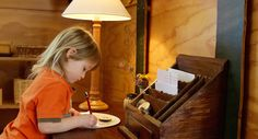 Little Earth Montessori - Love and life - the two ingredients for a thriving child