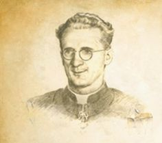 """Hugh O'Flaherty: By the end of the war he had helped over 6,500 Jews, American and British Soldiers escape from the Germans and his activities earned him the nickname """"Scarlet Pimpernel of the Vatican"""" as he became the master of disguises, evading capture from the Germans when he had to leave the security of the Vatican to go on his rescue missions. He was awarded the US Medal of Freedom. The Monsignor died in Oct.1963."""