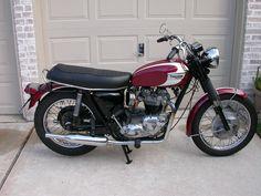 1970 Triumph Bonneville T120RT