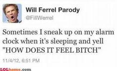 Will Ferrel