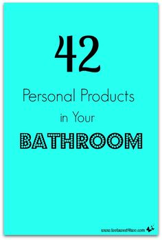 42 Personal Products