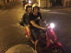 Rent Scooter Roma... enjoy whit Vespa