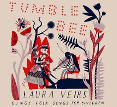 What do you get when you mix rollicking and soulful folk songs with captivating vocals and a first-rate mix of harmonies, guitars, banjo, piano, percussion, accordion, brass, strings and whistles? A topnotch family folk album, shaped, layered and made shiny new by skilled musicians led by vocalist Laura Veirs!