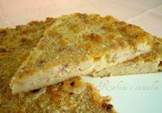 Avete del pane che vi avanza? Non buttatelo via ma preparate una gustosa torta salata di pane raffermo. Buona, nutriente, sana ed economica.