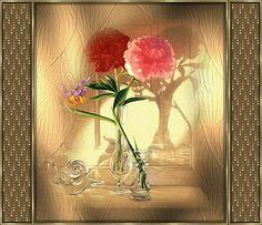 Decent Image Scraps: Flowers 2