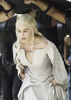"Daenerys Targaryen | Season 5, Episode 2 — Game of Thrones, ""The House of Black and White"