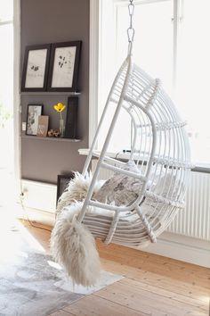 Michelle - Blog #Egg Chair - L'arte della comodità