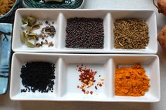 Don't [always] dry roast spices