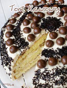 Tort Kawowy by karmelovelungo.pl