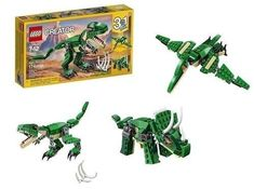 Lego Creator 3 In 1 Set Mighty Dinosaurs 174 Pieces Kids Building Toy Gift New Kids Building, Building Toys, Lego Creator, The Creator, Dinosaurs, Gifts, Ebay, Presents, Favors