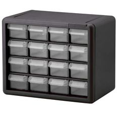 Akro Mils 10124 24 Drawer Plastic Parts Storage Hardware . Stack On Multi Drawer Storage Cabinet 7 . Akro Mils 10126 26 Drawer Plastic Parts Storage Hardware . Finding Best Ideas for your Building Anything Plastic Storage Cabinets, Plastic Drawer Organizer, Dresser Drawer Organization, Drawer Organisers, Storage Bins, Craft Storage, Storage Drawers, Storage Containers, Garage Storage