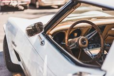 If you would like to know more about what's under the hood of your car then we have the perfect hobby for you. In this introduction to vehicles as a hobby, Jessica Pry explains how easy it is Retro Cars, Vintage Cars, Flat Tire, Car Shop, Lombok, Pusheen, Car Rental, Car Parts, Custom Cars