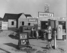 Riverbank, California 1940