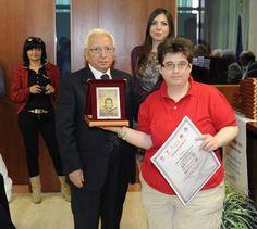 Premio Internazionale Alda Merini 2° Edizione 2013  Targa e Attestato di Merito