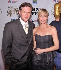 Robin Wright and Cary Elwes. I really want this dress