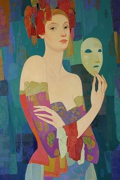 The Mask - Maia Ramishvili