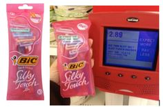 FREE Bic Silky Touch Razors for Target Shoppers! - http://www.livingrichwithcoupons.com/2013/03/bic-silky-touch-razors-free-for-target-shoppers.html