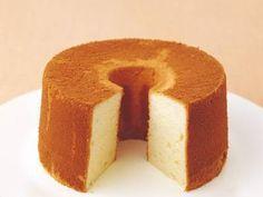 レモンシフォンケーキレシピ 講師は加藤 千恵さん 使える料理レシピ集 みんなのきょうの料理 NHKエデュケーショナル